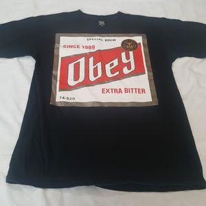 Obey t shirt
